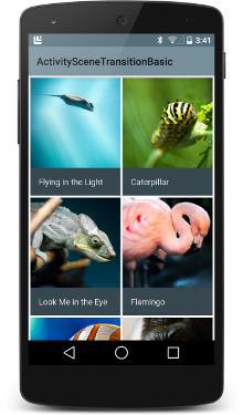 INSIDE Android L handset