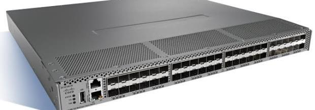 Cisco's MDS 9148S multilayer fabric switch