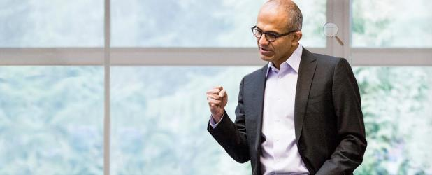Feature- Nadella Microsoft