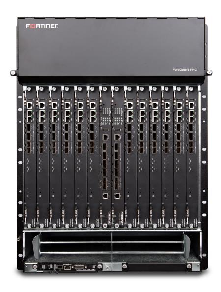 INSIDE Fortinet FortiGate 5144C firewall