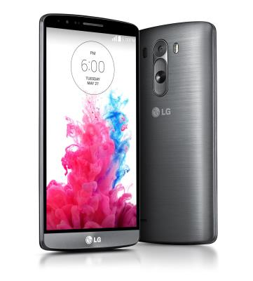 INSIDE LG G3 smart phone