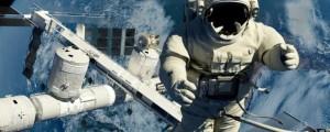 Astronaut in Space, NASA