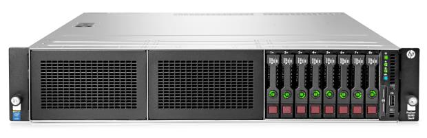 HP's DL180, one of eight Gen9 servers about to be introduced