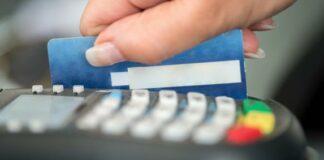 Point of Sale - Credit Card Swipe