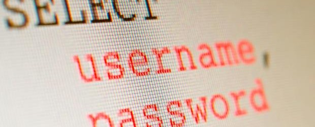 Username & Password