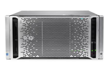 HP ML350 Gen9 server