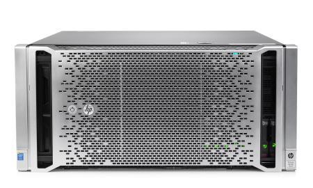 HP ML350 Gen9 server