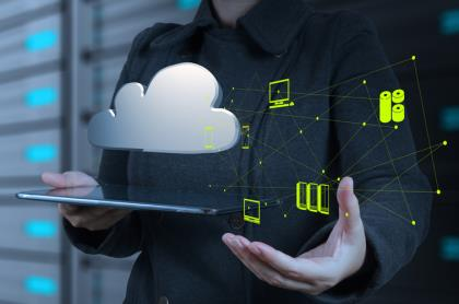 INSIDE SLIDE cloud computing 3 SHUTTERSTOCK