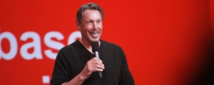 Larry Ellison, CTO - Oracle