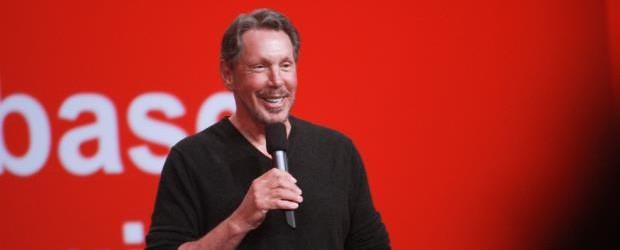 Larry Ellison, CTO - Oracle