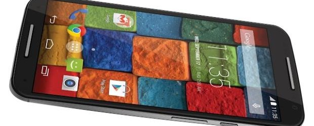 Motorola's second generation Moto X