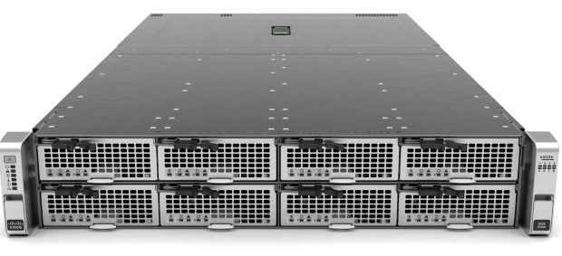 Cisco's new M4308  server