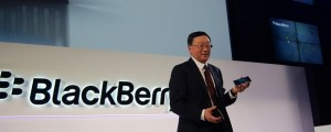 feature John Chen BlackBerry Passport