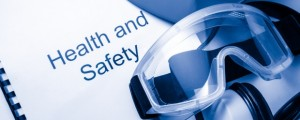 Health and Safety Goggles