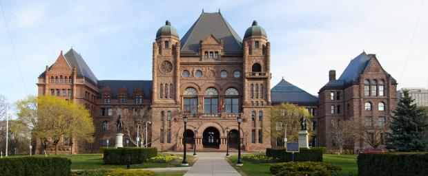 Ontario legislature (c) Howard Sandler