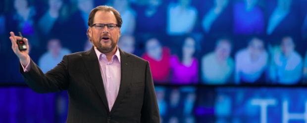 Salesforce Dreamforce 2014 CIOs Canada