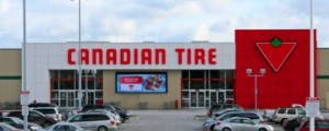 Canadian Tire Store