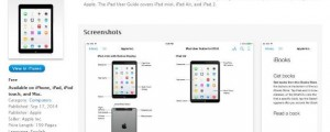 feature iPad Mini, Air leaked
