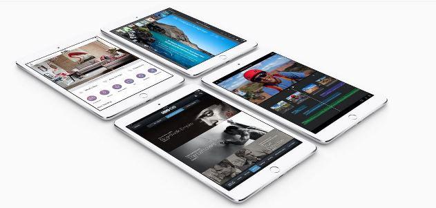 in story iPad Mini 3 again