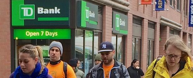 TD Bank Apple Pay