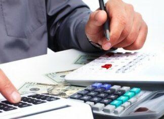 money, IT expenses, saving, calculator