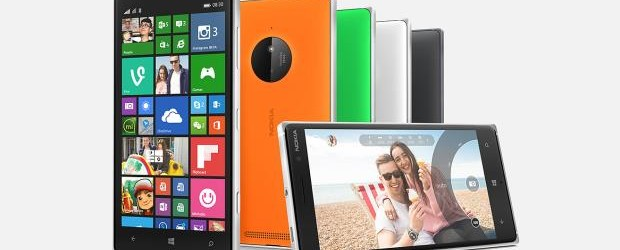 Images of Nokia's 830 smart phone