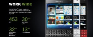 BlackBerry Passport, smart phones, mobile device