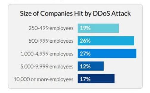 DDoS attacks, IT security