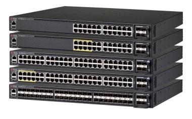 INSIDE Brocade ICX 7450 switch