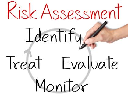 INSIDE SLIDE Risk assessment graphic SHUTTERSTOCK