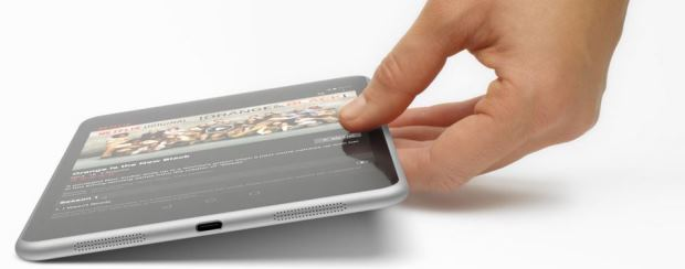 Nokia N1 tablet, mobile device, mobile apps