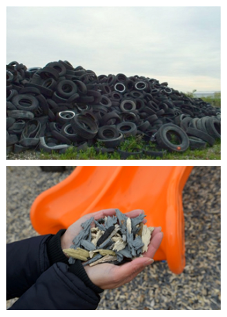 feature OTS tire recycling