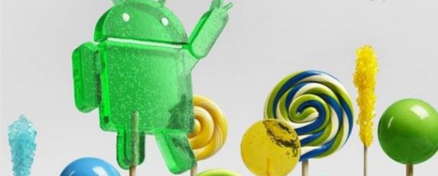 android operating system lollipop