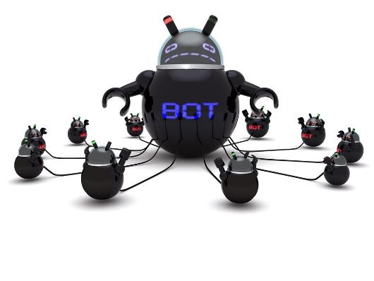 Robot botnet
