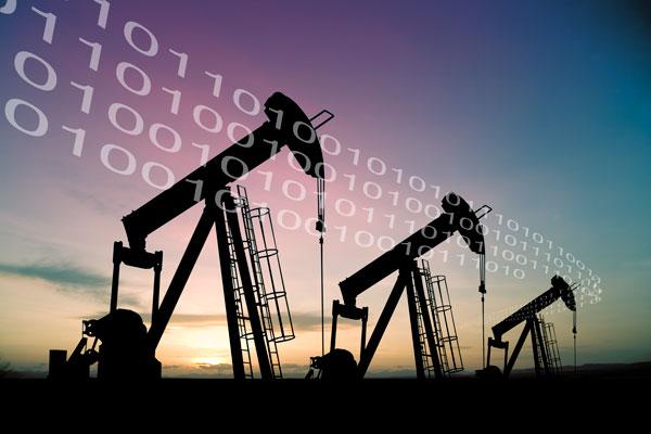Digital Oil 0101010