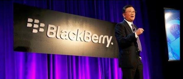 Feature John Chen BlackBerry CEO