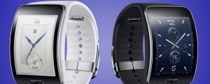 Samsung Gear S smartwatch, wearables