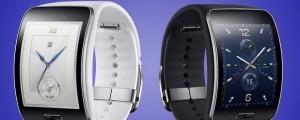 Samsung Gear S smartwatch, wearables
