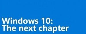 Microsoft Windows 10 OS