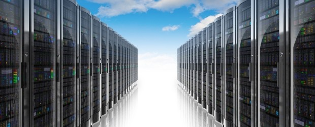 cloud computing and servers