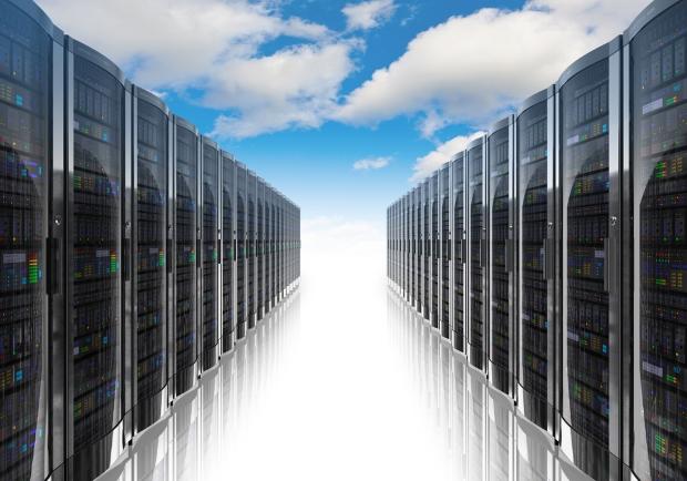 cloud computing and servers