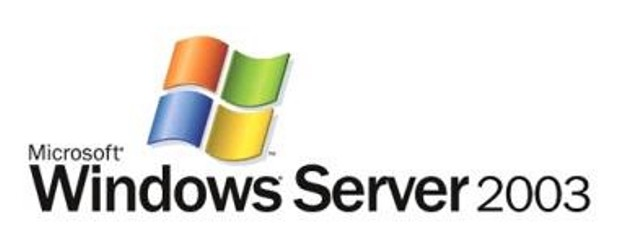 windows server 2003 logo