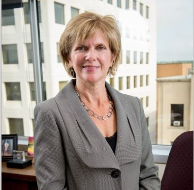 Kim MacPherson, auditor general of New Brunswick
