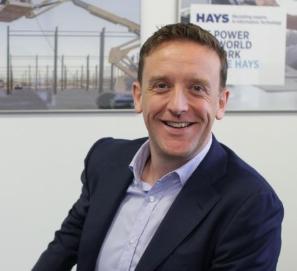 Rowan O'Grady, Hays Canada president, IT hiring