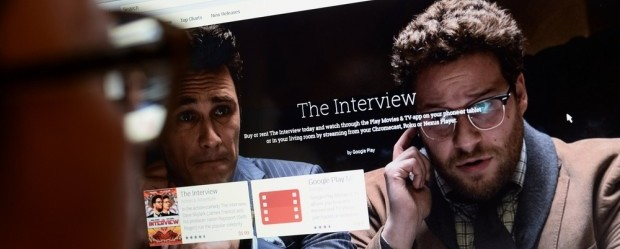 The Sony hack was inspired by the interview