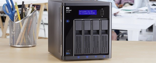 WD NAS cloud storage