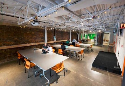 Fort Tectoria hot desks BC tech sector