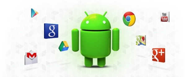 adroid mobile OS and services