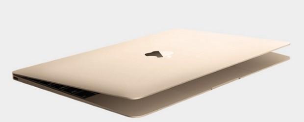 Apple MacBook with retina display