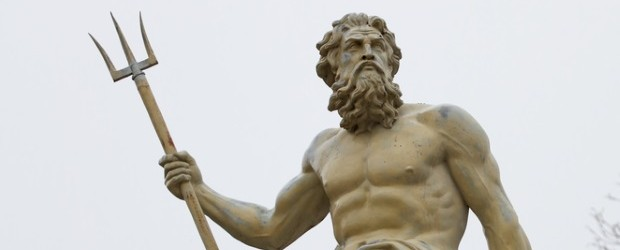 Poseidon is here; not 'The Poseidon Adventure'. Could it be related to your card data?!